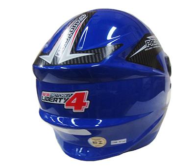 Capacete New Liberty 4 (Azul) Tork - Moto Moura cb05cad930