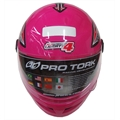 Capacete New Liberty 4 (Rosa) Tork