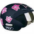 Capacete Fly Twister Biance Nº 58
