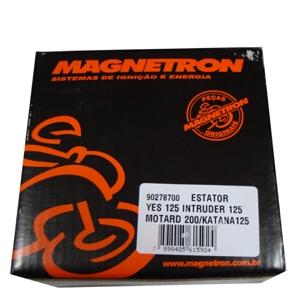 3340945e7f8 Estator Completo Yes Intruder-125 STX-200 Magnetron