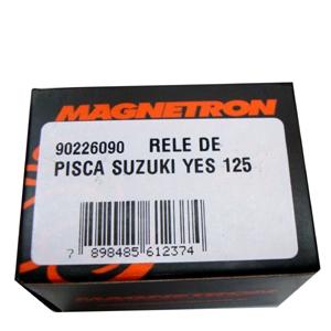 de3d2aa45c0 Relé Pisca YES Intruder-125 Magnetron - Moto Moura